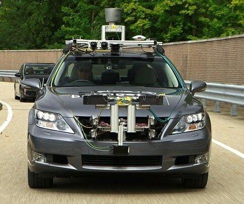 Системы управления автомобилем