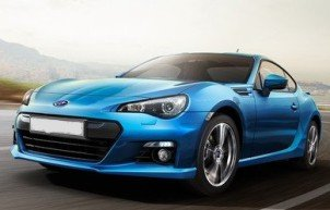 Subaru BRZ – скоростная машина