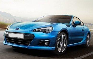 Subaru BRZ — скоростная машина