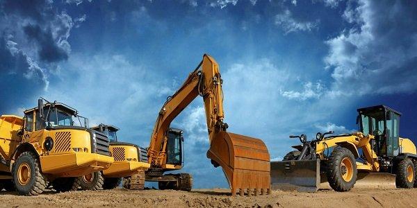 Аренда спецтехники для строительных работ