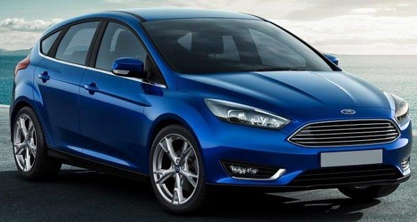Ford Focus — оригинальный и безопасный