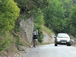Как ездить по горным дорогам