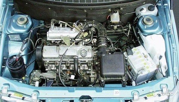 Двигатель ВАЗ 2110 инжектор