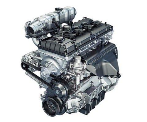 Двигатель УАЗ Патриот