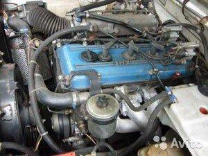 Увеличение мощности двигателя ЗМЗ 406