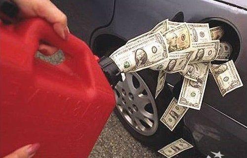 Прогрессивный способ экономии топлива автомобиля