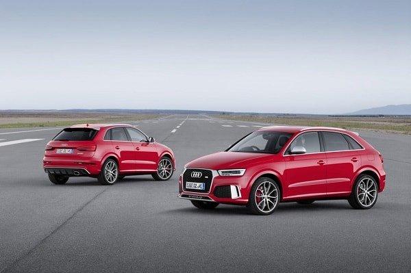 Audi RS Q3 новый кросcовер