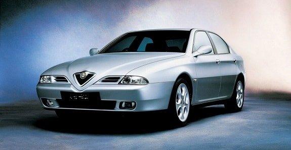Седан Alfa Romeo 166 – бестселлер вторичного рынка
