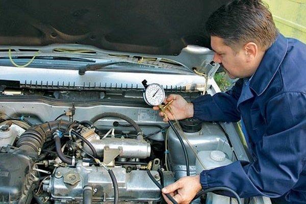 Причины потери мощности двигателя автомобиля