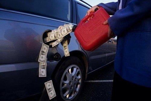 Советы по экономии бензина