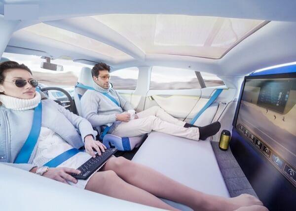 Когда автомобиль станет самоуправляемым?