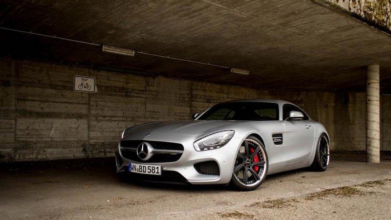 Тюнинг-комплект для Mercedes-AMG GT от Lorinser