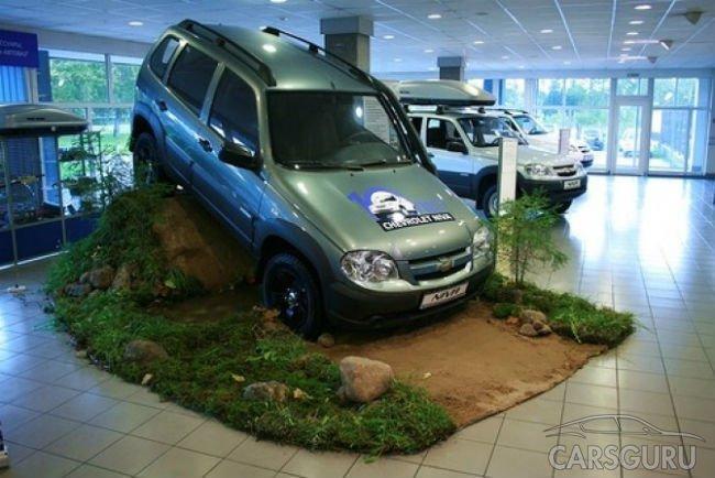 СП «GM-АвтоВАЗ» не будет участвовать в Московском салоне