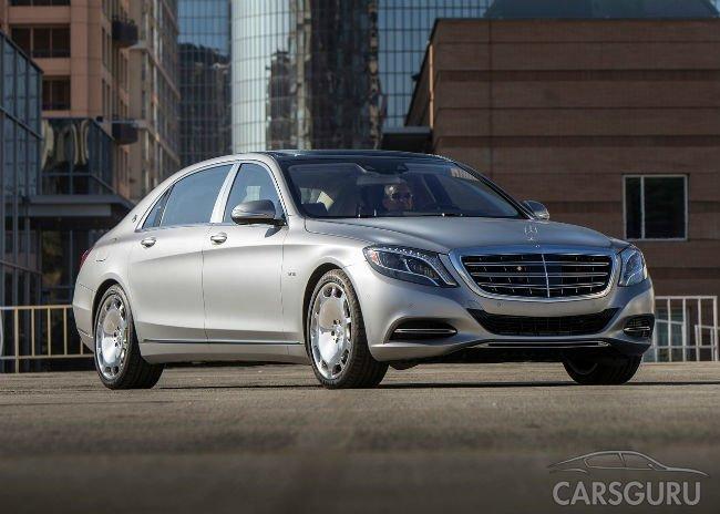 В России выросли продажи машин сегмента luxury
