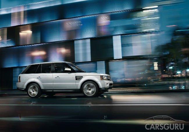 В России отзовут почти 4 000 Jaguar и Land Rover