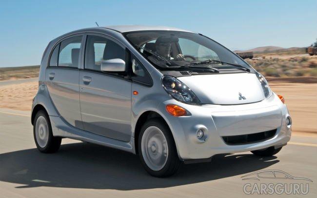 Продажи электромобилей в России снизились на треть