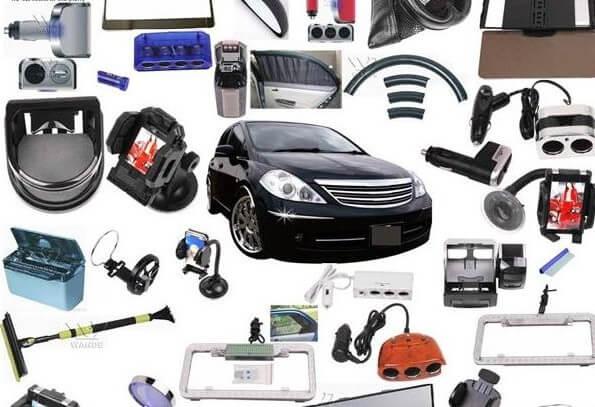 Аксессуары, которые можно купить для авто