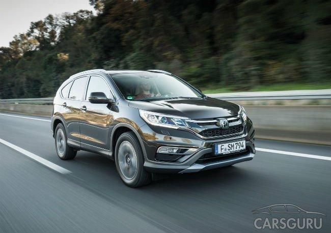 Honda еще больше сократила модельный ряд в России