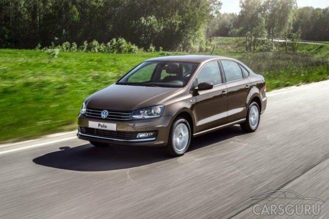 Volkswagen Polo российского производства отвезут в Мексику