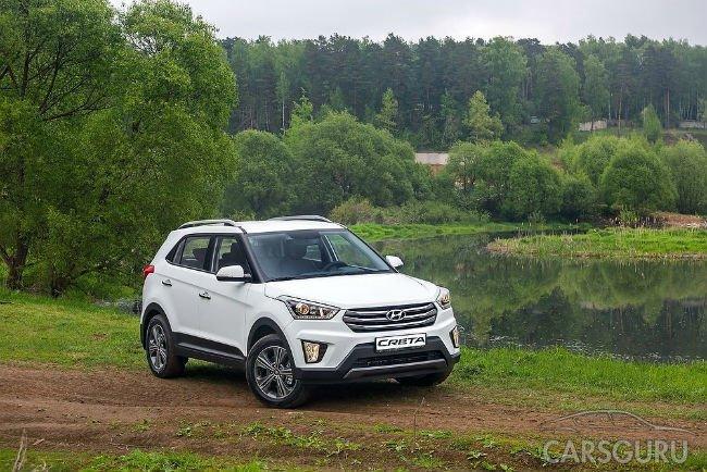 Hyundai Creta по цене станет соперником Renault Duster и Kaptur