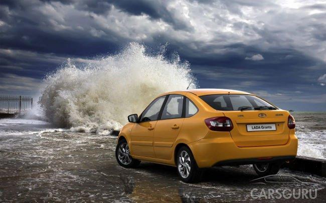 Lada начали продавать в Болгарии