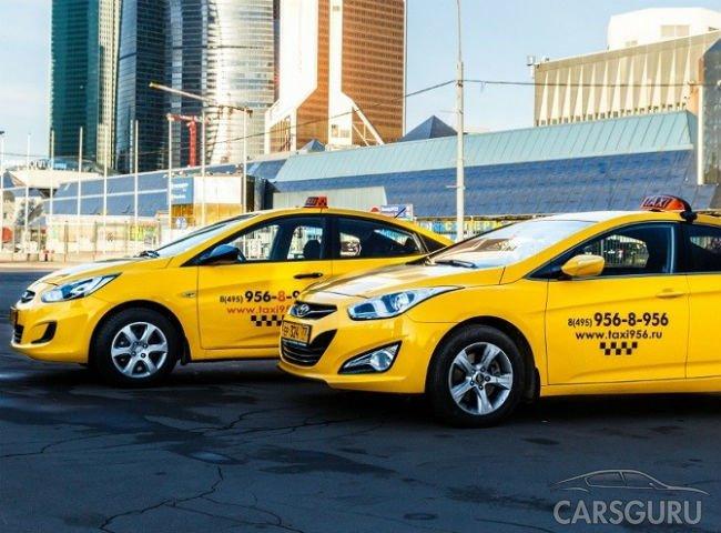Hyundai Solaris остается самым популярным автомобилем для такси