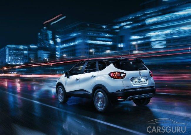 Renault Kaptur российской сборки будет радовать и жителей других стран