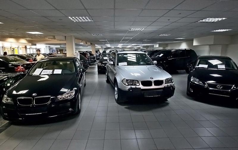 Автосалоны Москвы  Цены на автомобили