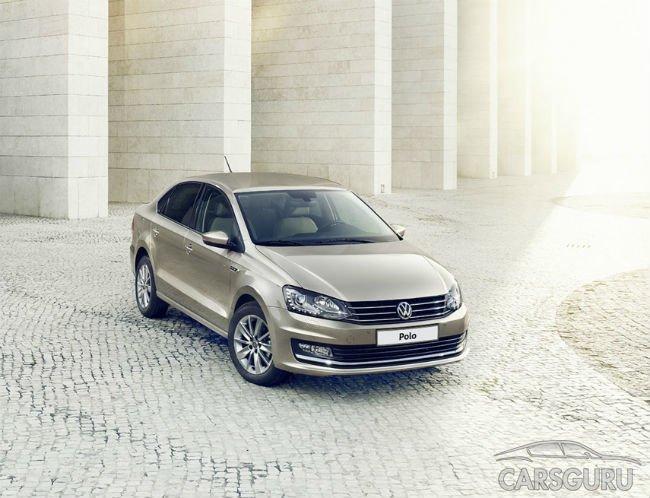 Июльские продажи Volkswagen в России показали рост