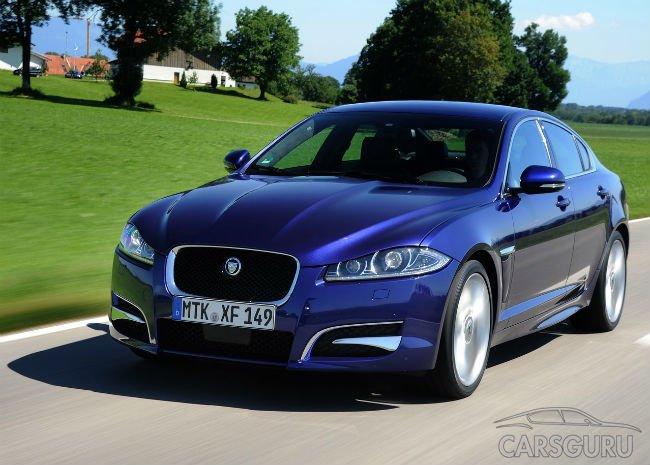 Более 2 тысяч Jaguar отзывают в России