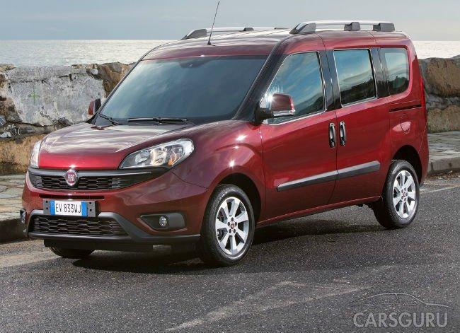 Продажи Fiat в России снизились в 4 раза