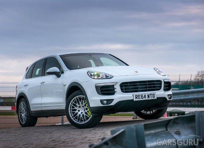 Продажи Porsche в России за 7 месяцев снизились на 18%
