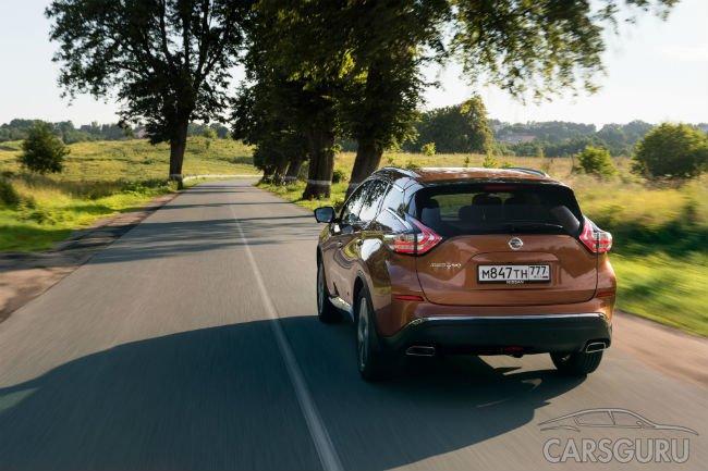 В Nissan объявили цены на новый Murano