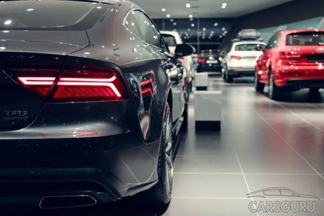 Каждый четвертый проданный в Москве автомобиль – машина премиум-сегмента