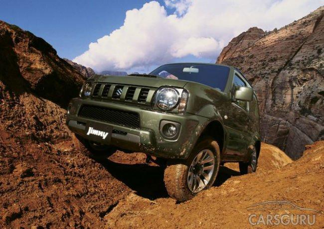 Продажи Suzuki в России снизились в июле, но выросли за 7 месяцев