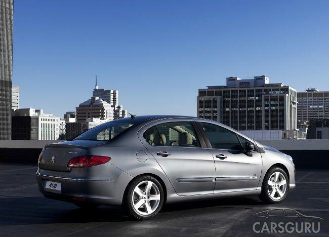 Продажи Peugeot за 7 месяцев упали на 45%