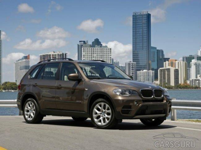 Рейтинг самых популярных подержанных кроссоверов Москвы возглавил BMW X5