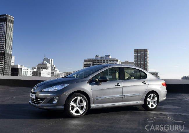 Продажи Peugeot за полгода опустились ниже отметки в 1 000 штук