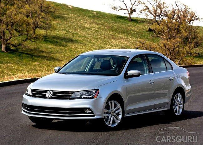 Продажи новых машин в Германии неожиданно снизились