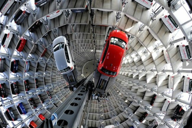 Россия опустилась на шестое место в Европе по продажам авто