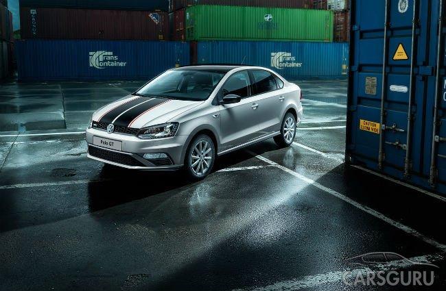 Volkswagen предложит спортивную версию Polo