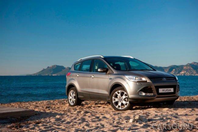 Продажи Ford в России за 7 месяцев подросли на 43%