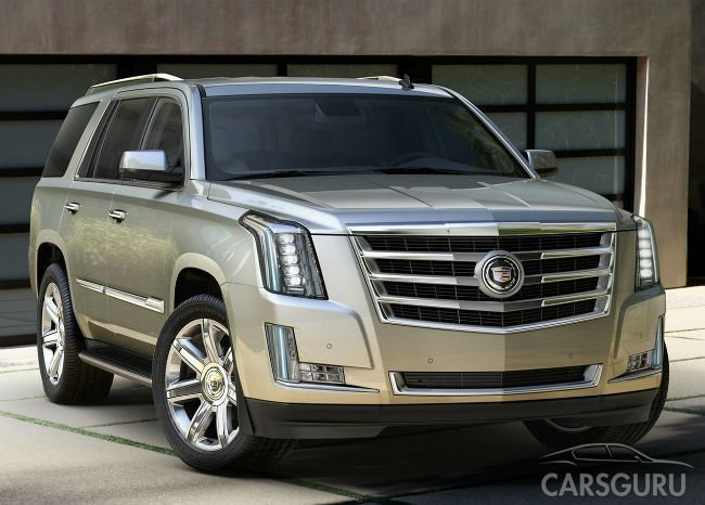 Продажи Cadillac в России выросли, но остались небольшими