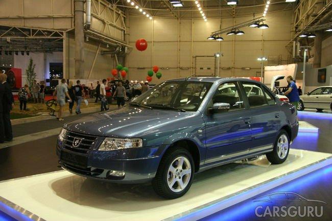 В Россию возвращаются иранские автомобили