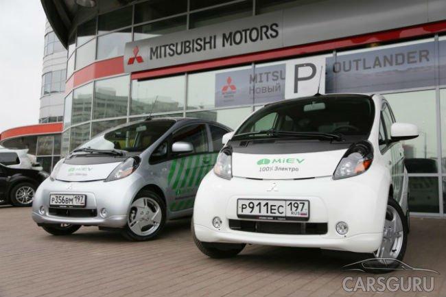 Единственный до последнего времени электромобиль покинул российский рынок