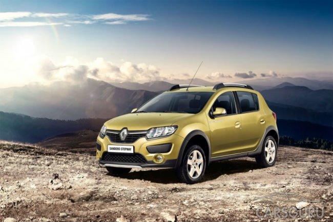 Продажи Renault в России в августе снизились