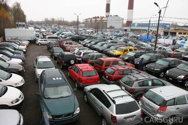 В России доминируют автомобили неброских цветов