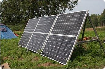 Солнечные батареи для частных домов от «SolarCity»