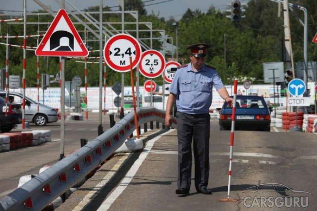 В России вступил в силу новый регламент сдачи экзаменов на права