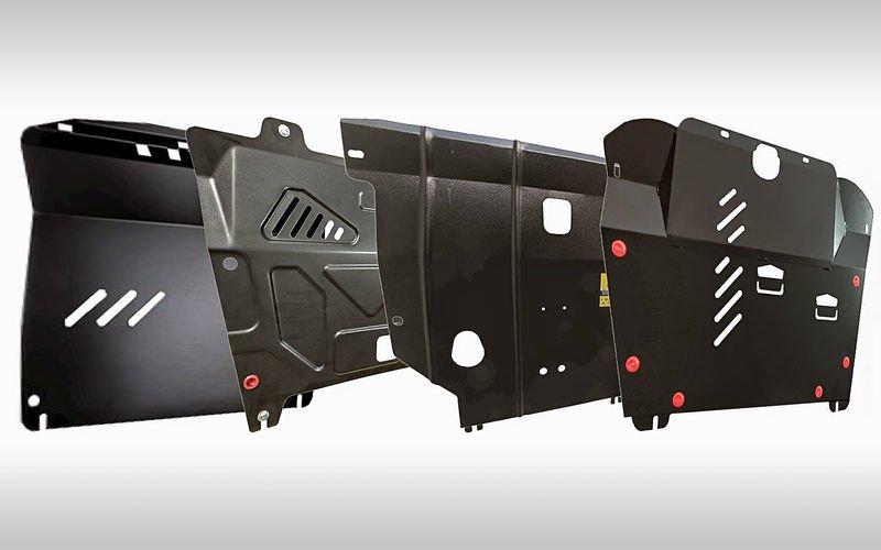 Защита картера— выбираем бронежилет длядвигателя